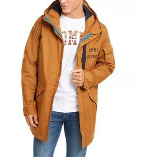 低至3.2折 $27收牛仔外套macys.com 精选男士秋冬外套热卖