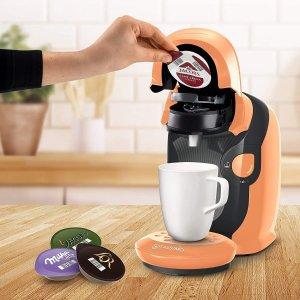 低至3.3折 仅€34.99起博世 Bosch Tassimo 胶囊咖啡机 一键制作超70种咖啡