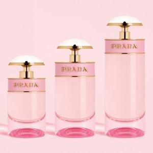 无门槛8折 £42收糖果小姐Prada 香水大促 买就送香薰蜡烛+笔记本!速速收起来