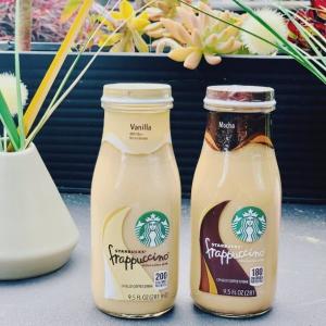 平均€1.89/瓶 星冰乐自由啦Starbucks 星巴克隐藏大宝贝 瓶装星冰乐 夏日快乐源泉