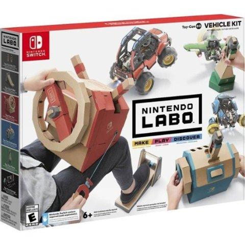 Switch Labo 载具套装