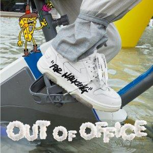 "定价优势 变相7.8折上新:OFF-WHITE ""FOR WALKING"" 运动鞋 $535(官网$680)"