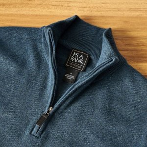 $29(Org. $99+)Men's sweater sale @ Jos. A. Bank