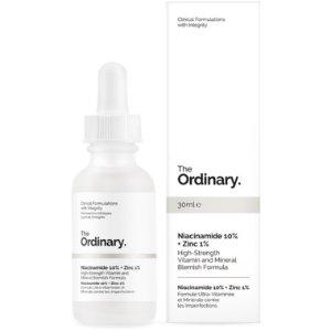 The ordinary10%烟胺酸+1%锌 控油祛痘精华