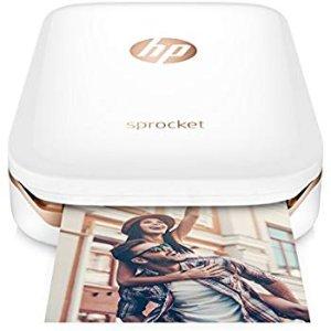 $59.95 包邮HP Sprocket Zink 便携式照片打印机