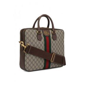 Gucci公文包