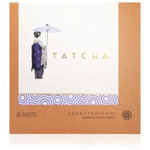 TatchaAburatorigami Japanese Beauty Papers | Tatcha