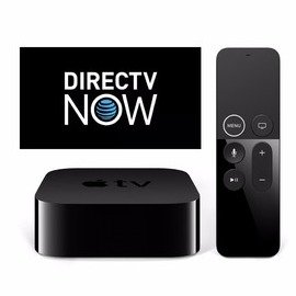 $1053-Months Prepaid DIRECTV NOW + 4K Apple TV