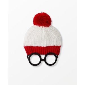 Hanna Andersson儿童针织帽
