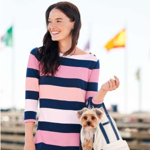 50% Off 1 full-price item20% Off All Dresses Sale @Lands End