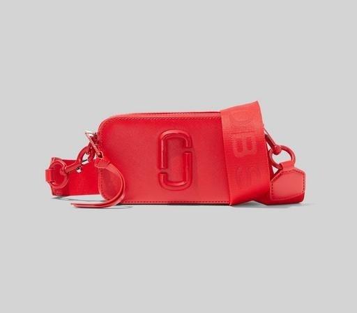 红色相机包