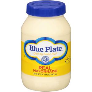 Blue Plate 罐装蛋黄酱 30oz