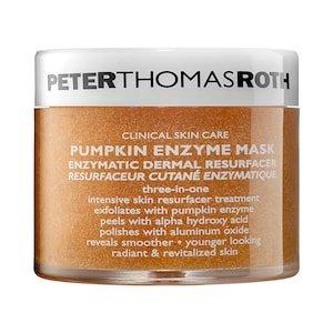 Pumpkin Enzyme Mask Enzymatic Dermal Resurfacer - Peter Thomas Roth | Sephora