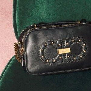 5折 卡包低至$195折扣升级:Salvatore Ferragamo 精选美包、小钱包热卖