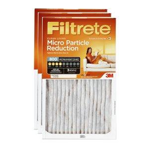 Filtrete Allergen Defense Micro Particle Reduction HVAC Furnace Air Filter
