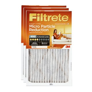 Filtrete Allergen Defense Micro Particle Reduction HVAC Furnace Air Filter