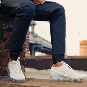 低至7折  收杨幂、奚梦瑶同款Nike Air VaporMax 美到哭的气垫跑鞋系列 收2019款
