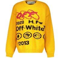 Off-White Industrial Y013 毛衣