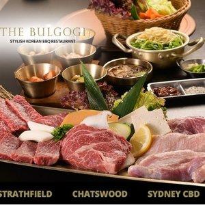 $94 (原价$157.5)The Bulgogi 2人份高级牛肉正宗韩式烧烤