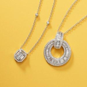 低至3.5折+满减$10Effy 真・经济适用型珠宝 0.22克拉钻石手链$148 比闪购便宜