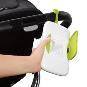 史低价 $6.49(原价$13.99)OXO 婴儿湿巾随身携带盒