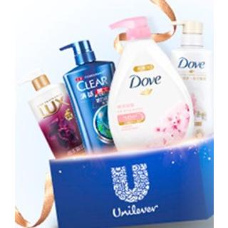 爆款洗护满199减100 还有¥99任4件联合利华官方旗舰店双12大促 全年超值价收洗发沐浴洗衣产品