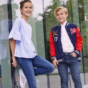 低至7折+满$350立减$75限今天:返校季儿童服饰等用品限时特卖