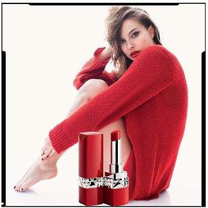Dior满额送5件套Rouge 红管口红