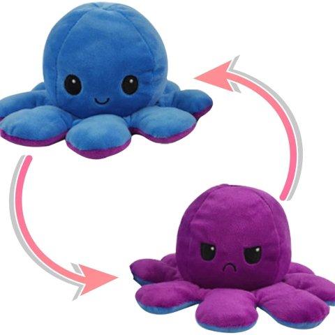 $12.5+免邮 网红玩具带回家网红翻转章鱼宝宝 可爱炸裂的小确幸玩具
