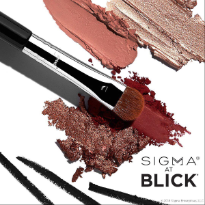 Up to 60% off + extra 30% offwith sale products purchase @ Sigma Beauty