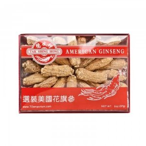 德成行Buy One Get One 50% OffTAK SHING HONG American Ginseng S60-AAA 8oz(227g)