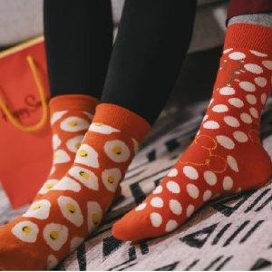 全线8折Happy Socks 全场热促 收母亲节、复活节可爱限定