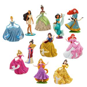 最低$11起迪士尼官网 娃娃套装及各种娃娃优惠