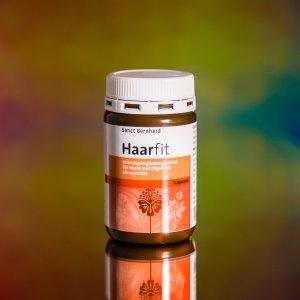 sanct berhard减少脱发健康头发胶囊 120粒