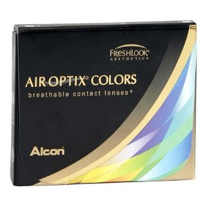 Air optix美瞳2个装