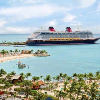 $1038起 畅玩迪士尼专属岛屿明星航线 4晚迪士尼邮轮加勒比航线惊喜特卖