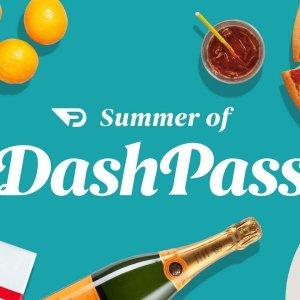 Seven weeks promotionDoordash Summer Limited Time Promotion