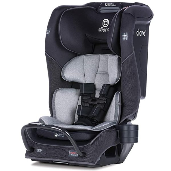 Radian 3QX 4-合-1 双向安全座椅