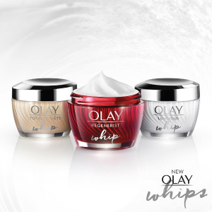 Get 25% off sitewideand Buy 1 Whip Get 1 Stick Mask Free @ Olay