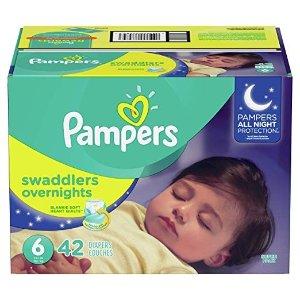 买2件立省$10Huggies、Pampers、Honest 等婴幼儿纸尿裤促销