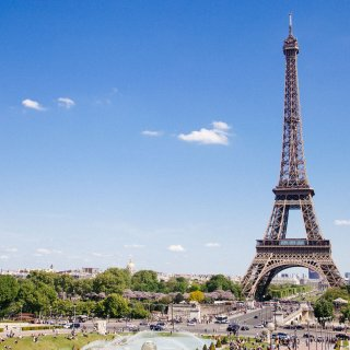 From $266New York City- Paris Nonstop Round Trip Airfare