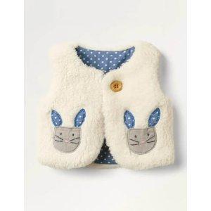 Boden婴幼儿小兔背心