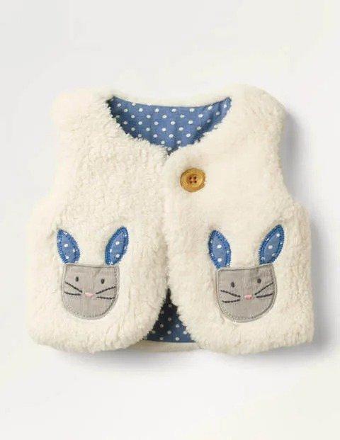 婴幼儿小兔背心