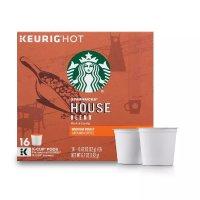 Starbucks 招牌K cup咖啡胶囊 16颗