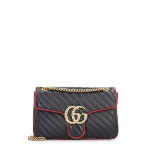 Gucci页面标注英镑,价格低于欧元!Marmont包包