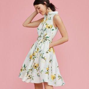 低至2.5折+满$75享8.5折上新:Ann Taylor Factory 精选美衣热卖