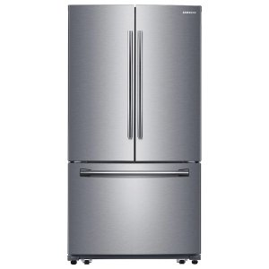 Samsung26 cu. ft. French Door Refrigerator with Filtered Ice Maker in Stainless Steel Refrigerator - RF260BEAESR/AA | Samsung US