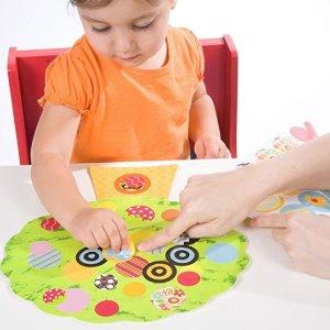 低至$3.5+包邮ALEX 精选儿童木质玩具特卖,开发宝宝智力