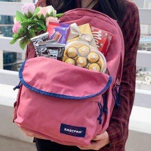低至5折 香芋紫胸包£27Eastpak官网 季中大促 人手一只的平价潮爆双肩包