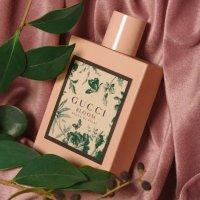 Gucci 绿色繁花盛放女士香水 50ml